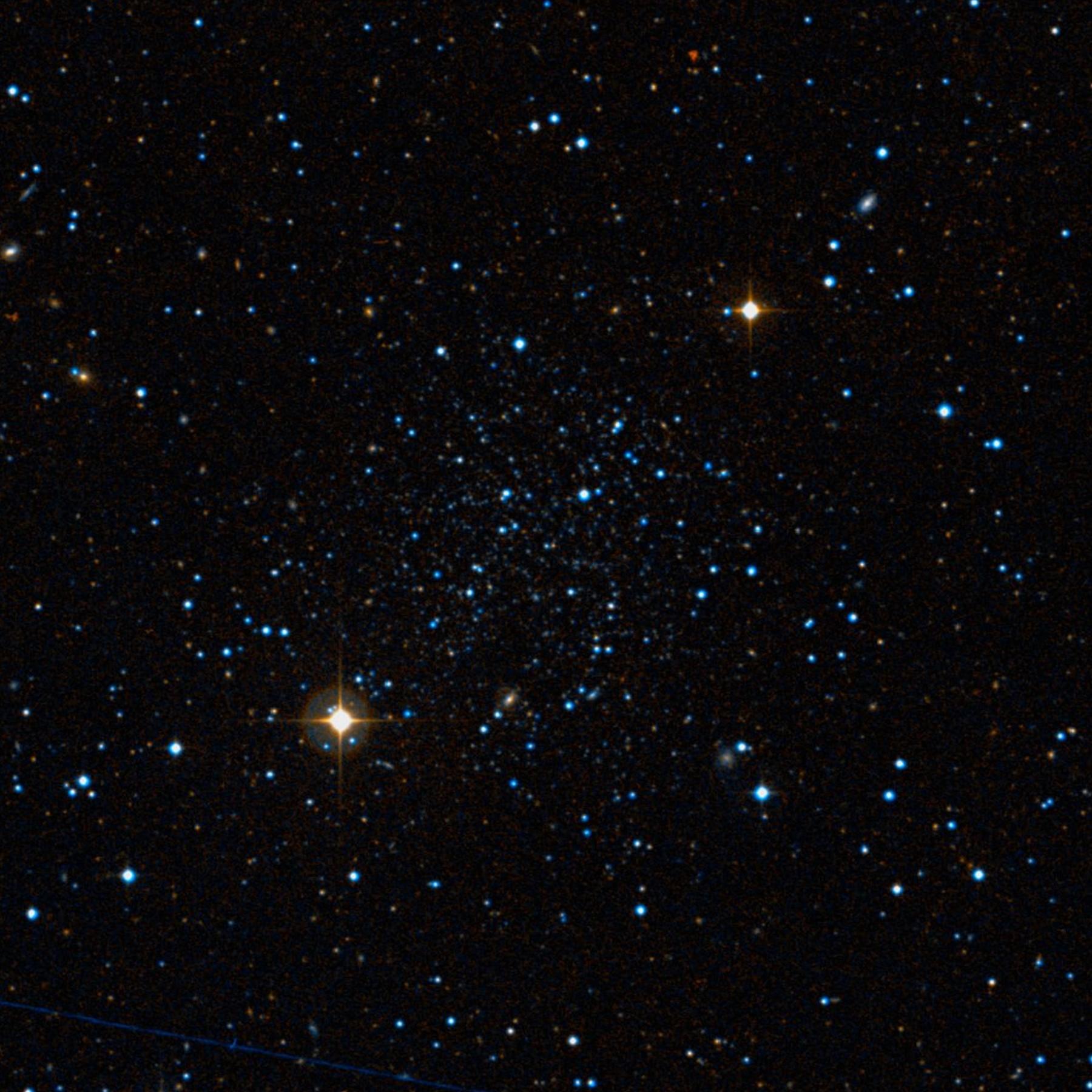 Palomar 5, l'ammasso che sarà interamente formato da buchi neri
